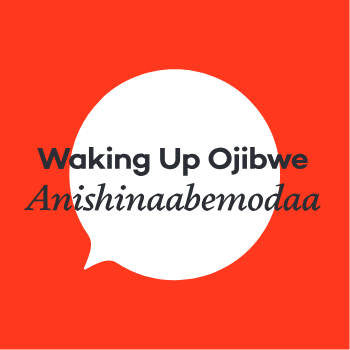 Waking Up Ojibwe