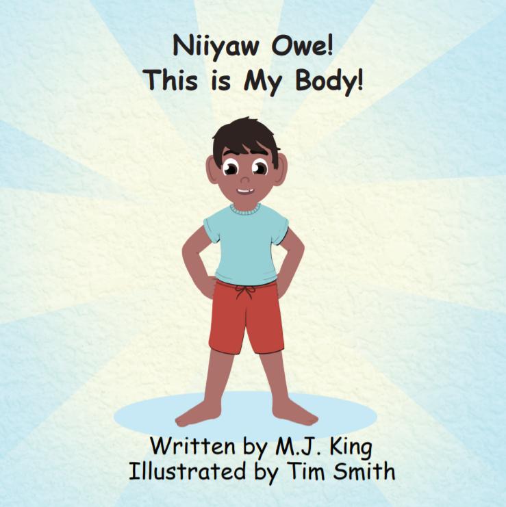 Niiyaw Owe - Mazina'igan - Book