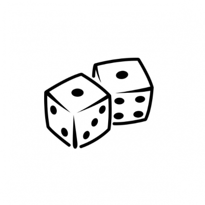 illustration of a set of dice
