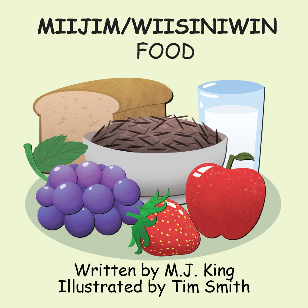 Miijim/Wiisiniwin - Mazina'igan