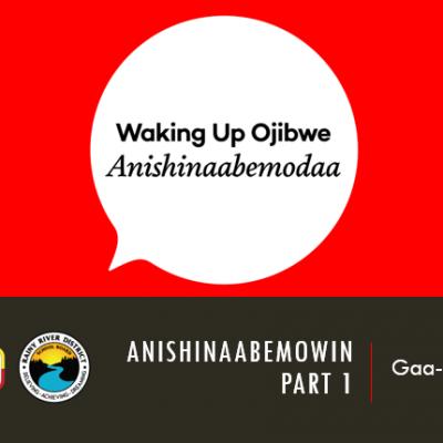 Anishinaabemowin Part 1