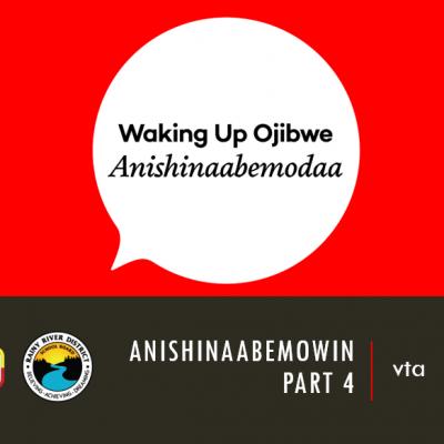Anishinaabemowin Part 4