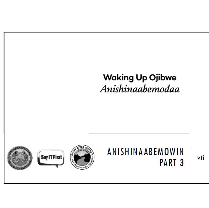Printer Friendly PPT - Anishinaabemowin Part 3: vti