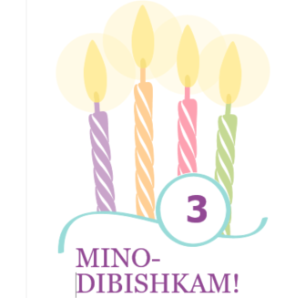 Mino-dibishkam! - Birthday Card
