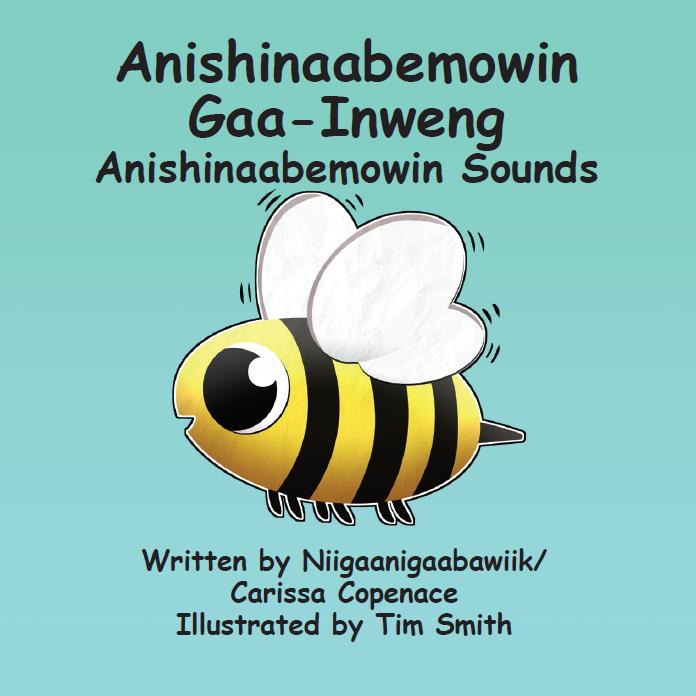 Anishinaabemowin Gaa-inweng - Book