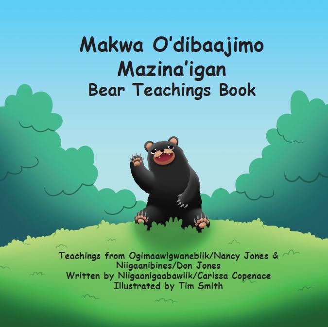 Makwa O'dibaajimo Mazina'igan