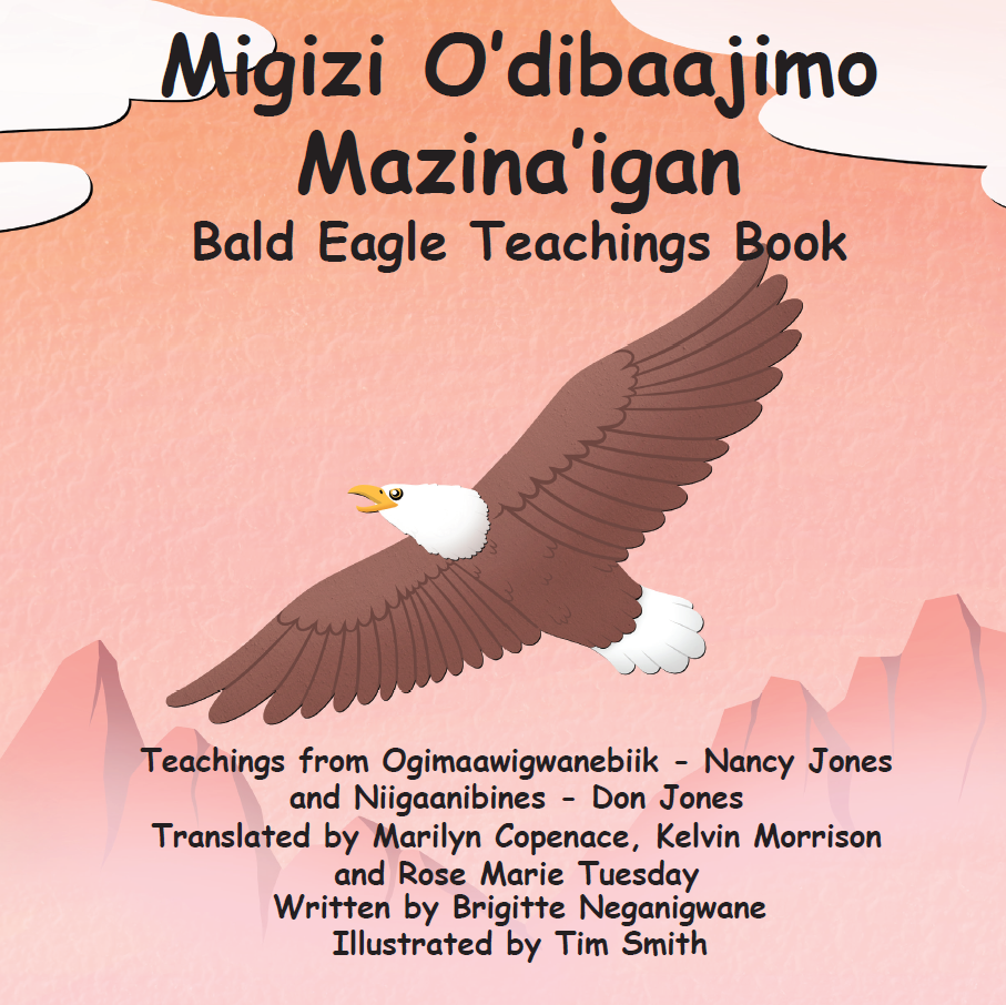 Migizi O'dibaajimo Mazina'igan