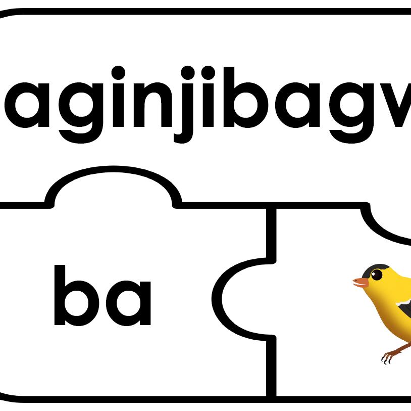 Aginjibagwesi - buh Nabiniganan - buh Puzzles